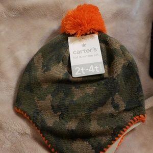1641b03cfef Kids  Camo Hats on Poshmark